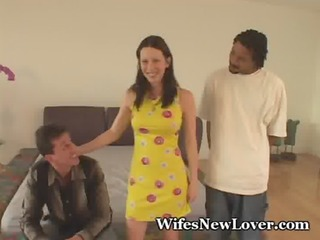 wife craves to be a whore for voyeur hubby