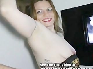 molly gives us a gloryhole girlz tribute to our