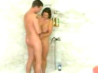 maturre fuked in bathroom