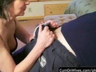 amateur mother i facial compilation 4