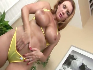 wicked model fisting herself
