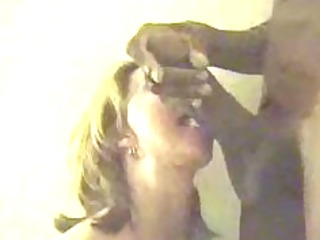mature woman deepthroats biggest black dick