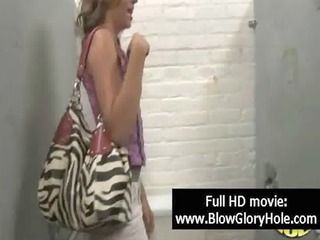 gloryhole - concupiscent hot busty babes love