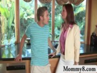 hot aged milf learns legal age teenager pair a