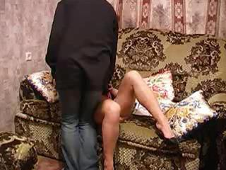 amateur older is horny and films her fucking on a