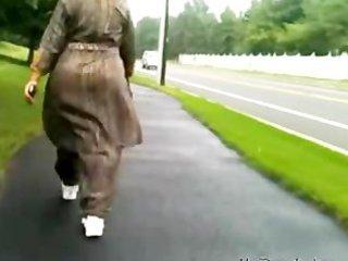 aged desi butt walking indian desi indian