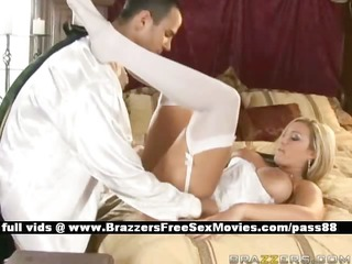 fantastic blond honey in underware acquires a