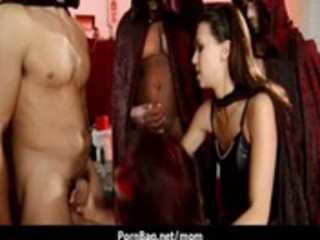 pornstar mother i with big boobs rides large dick