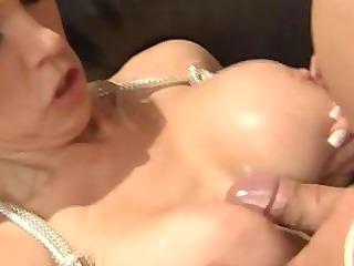 vivian schmitt smokin after sex (short)