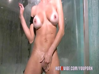 milf shower time!!!