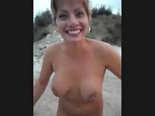 stumbled upon a nudist cougar the other week! (no