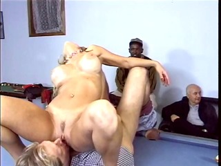blonde with big billibongs acquires her bawdy