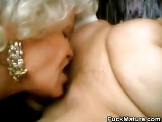 grannies lovin that is weenie