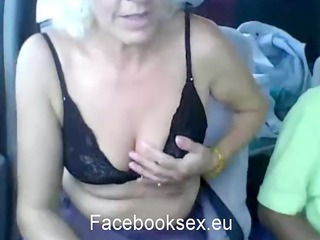 a 53 years old grandmother from romania having