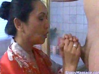 ancient ching chong massage of choking the