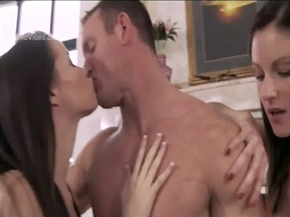 samantha ryan and raven alexis: sexy wives