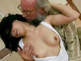 grandpa bonks his juvenile girlfriend
