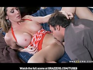 son finds bigtit blond d like to fuck mama