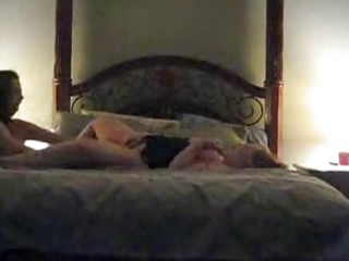 homemade milfs take up with the tongue and finger