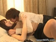 greatly horny japanese milfs engulfing