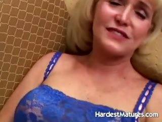 granny oral pleasure in hot underware