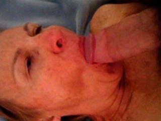 fine granny cock sucker