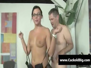 cuckold sessions - interracial three-some fuck 210