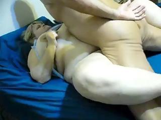 bbw woken by her spouse