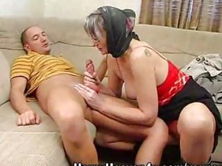 granny likes it anal