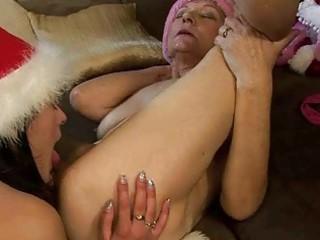 drunk granny enjoys sex with marvelous legal age