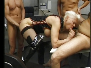 anal punishment for a french older