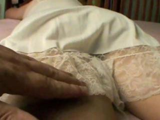 big horny wife acquires rubbed on her corpulent