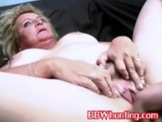 aged big beautiful woman chick gives