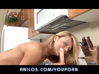 hot mama brenda james fake penis fuck