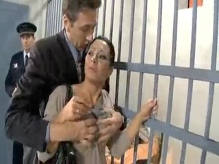 undercover officer fuck prisoner wife rite in