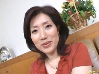 aya masuo japanese aged playgirl acquires a