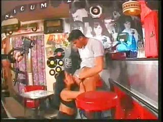 german porn shooting with breasty slut