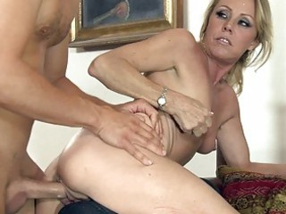 aged slut used hard and coarse