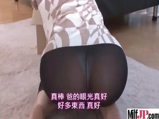 hawt hot japanese mother i receive banged hard