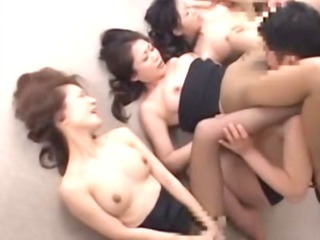 three-some things are most good in an asian group