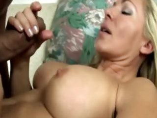 slutty blonde mother i engulfing schlong for this