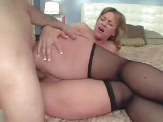 large gazoo mamma loves the anal sex