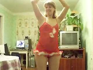 my aunt dancing