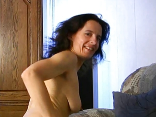 aged fetisha plays with her pussy