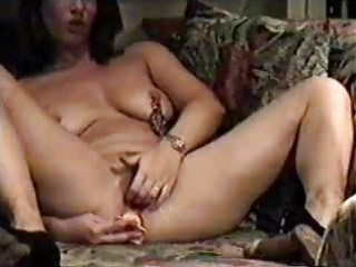 my perverted mama home alone masturbating