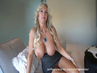 wifeys world - call girl engulf and fuck