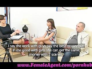 femaleagent. enjoyment is my business