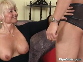 ultra blond aged honey loves younger part0