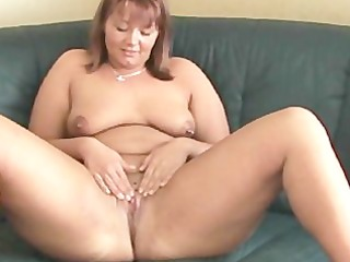 fatty woman t live without it is in the wazoo