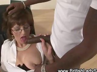 interracial cock sucking lady sonia